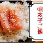 「味の決め手は秘伝のタレ!」  辛子明太子 500g  4,400円(税込)