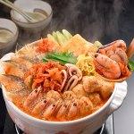 北海道産スケソウダラにするめいか、帆立、甘えびに3種類のつみれ、油揚げ詰合せ