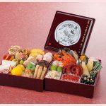 京都妙心寺御用達京料理花ごころミニ二段重 税込11,980円