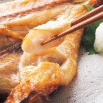 すべて北海道産の魚を一夜干しに。北の味をお楽しみください。税込7,344円