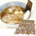 。比内地鶏と魚介の合わせスープに、生麺食感の低温熟成乾燥麺が良く絡みます。