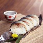 希少価値の高い鯖を使用した鯖を職人達が押した厳選さば寿司セット。