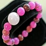 ビビッドピンクのピンクブレス!PINKY BY C ピンキー バイ シー