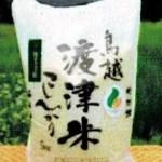 《高級日本料理店採用》蛍の里「渡津米」白米5kg・農薬化学肥料70%減