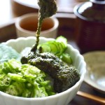 テレビなどで大注目の驚異の健康海野菜ことあかもく!80gで2人前