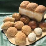 有機JAS認証パン 世の中にほとんどない貴重な有機JAS対応のパンです。