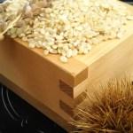 お米は白鳥が舞い降りる自然豊かな田んぼで自然栽培で育てました