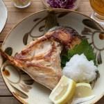 【鹿児島産ぶり冷凍】ぶりカマ(2パック、カマ2個入り/パック)