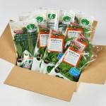 サラダケール(栄養機能食品)「葉野菜の女王」とも呼ばれる、スーパーフード