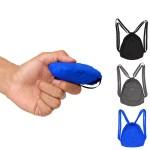 手のひらにすっぽり収まるコンパクトサイズなのに丈夫でオシャレなエコバッグ。