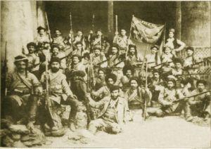 Van'da Vazgen'in haydut grubu