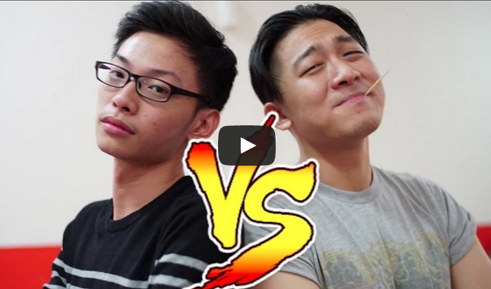 NICE GUYS vs BAD BOYS | akuomk