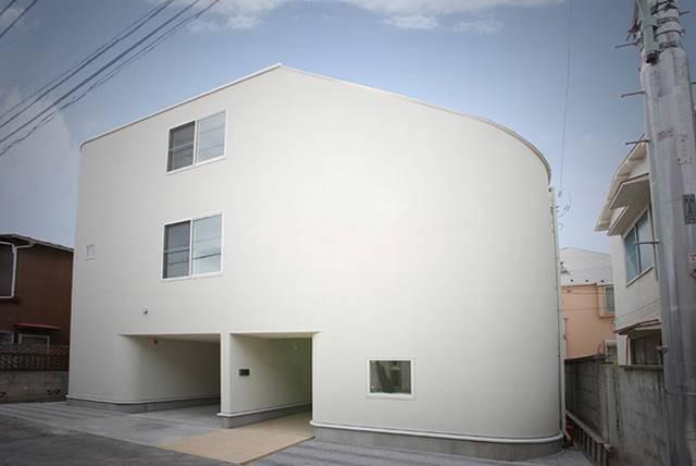Rumah Seluncur, Jepang.