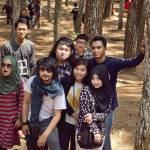 Narsis di Hutan Pinus Imogiri