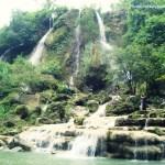 Pemandangan Air Terjun Sri Gethuk