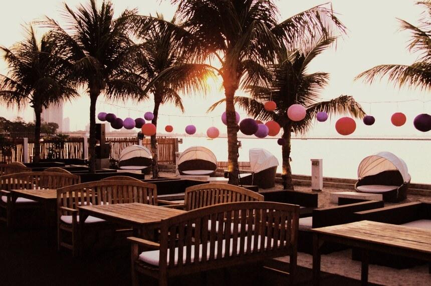 Segarra restoran romantis di Jakarta