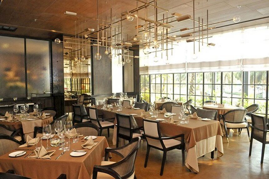 amuz restoran romantis di jakarta