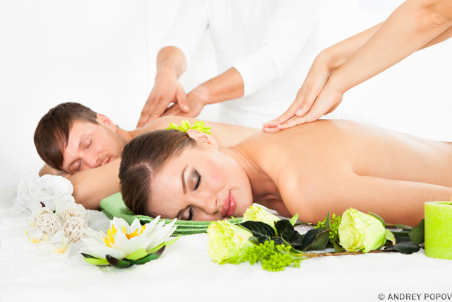 Akupressur Massage