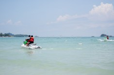 Lagoi Bay Bintan Beach Watersport Jetski