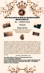 Heritage walks in Aurangabad