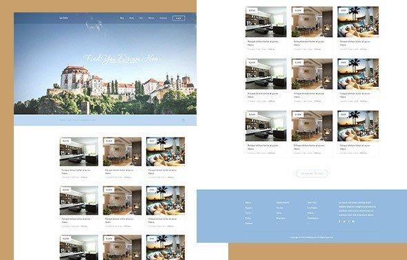 La Casa — Real Estate HTML Template