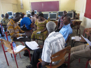 Project - A new Future for Akwamu