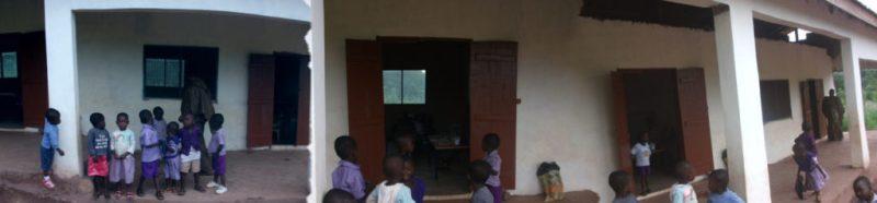 Ayensu forskole i Ghana