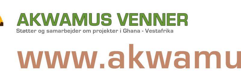 Foreningen Akwamus Venner - Banner