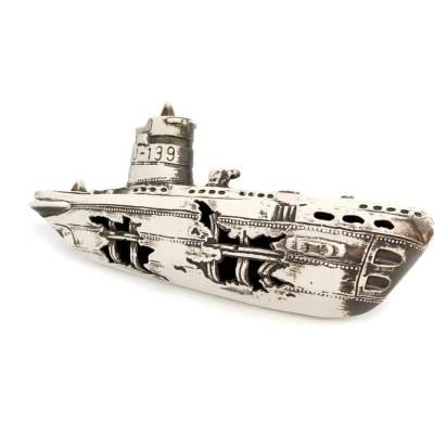 Ozdoba doakwarium, wrak niemieckiego okrętu podwodnego U-Boot