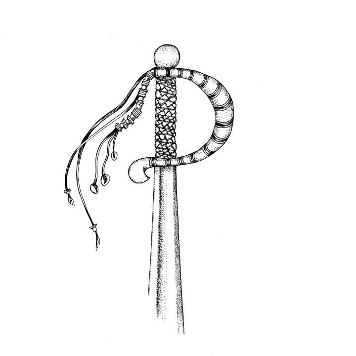 Kaylin's sword
