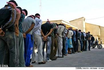 اعتقالات عشوائية على مصلين من اهل السنة في الأحواز المحتلة
