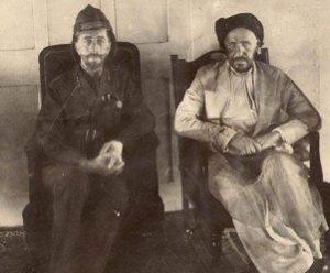 الملك فيصل والشيخ خزعل