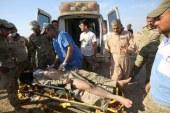 العثور على مقبرة جماعية بعد استعادة  الجيش العراقي حمام العليل جنوب الموصل