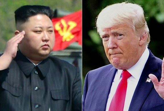 Donald Trump threatens 'fury' against N Korea