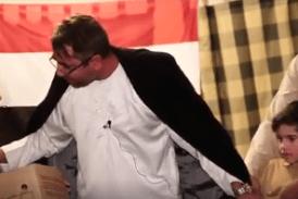 مسرحية أحوازية وطنية بمناسبة عيد الاضحى