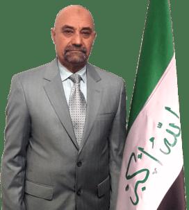 الأخ اللواء مهدي الزبيدي نائب الامين العام والناطق الرسمي للحركة