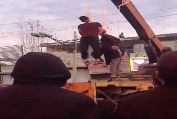 العدو الايراني يرتكب جريمة جديدة بأعدام 3 احوازيين في مطلع 2019