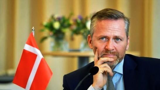 وزير الخارجية الدنمركي أندرسن سامويلسن