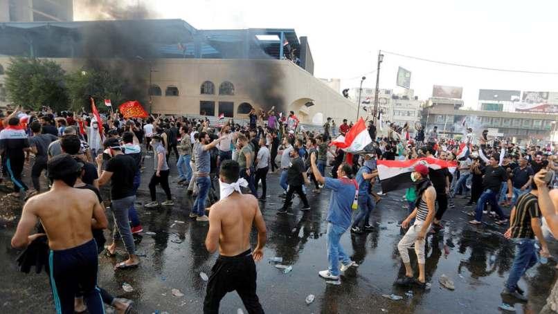 حركة التحرير الوطني الاحوازي تقف الى جانب الشعب العراقي الشقيق في ثورته