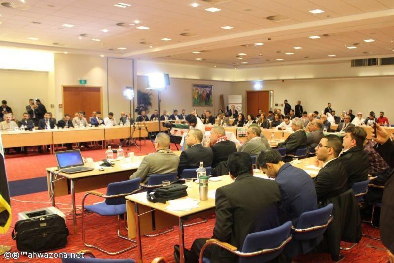 تقرير المؤتمر العام الاول لحركة النضال العربي لتحرير الاحواز