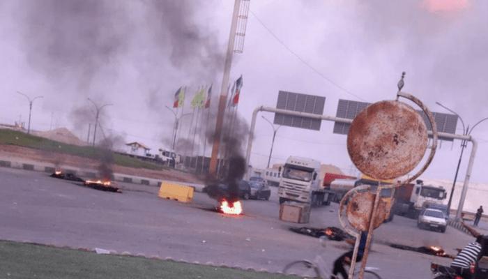 """""""مجزرة معشور"""".. ناشطون يتهمون عسكريين إيرانيين بتصفية محتجين"""