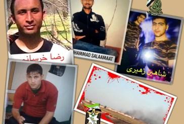 على خلفية القمع الدموي الذي تعرض له المعتقلين الاحوازيين في سجني شيبان وسبيدار