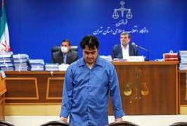 الغـرب ينتقد طهران على اعدام الصحفي الايراني روح الله زم