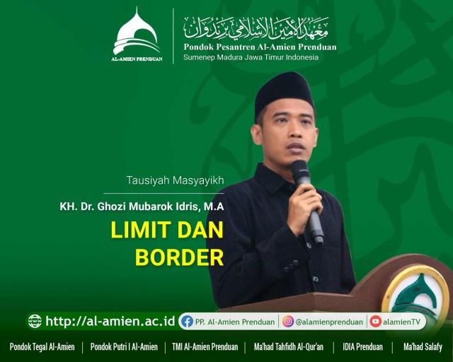 Limit dan Border