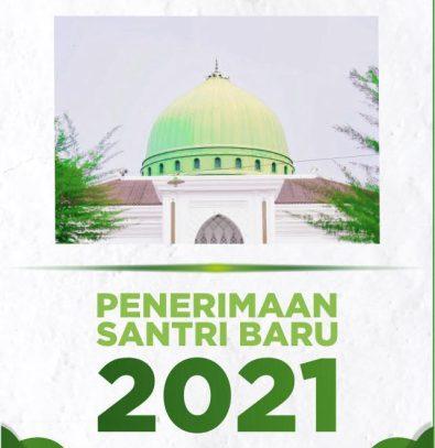 Brosur Penerimaan Santri Baru Terpadu PP. Al-Amien Prenduan Tahun 2021