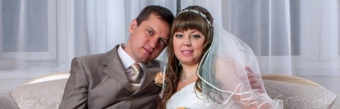 свадебная фотография, портрет в фотостудии