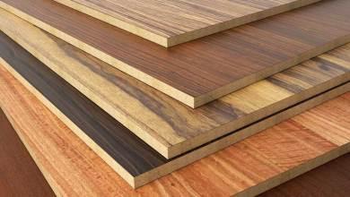 الخشب الصناعي