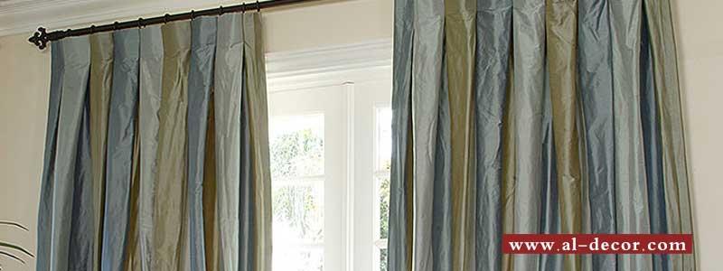 ستائر الحرير Silk