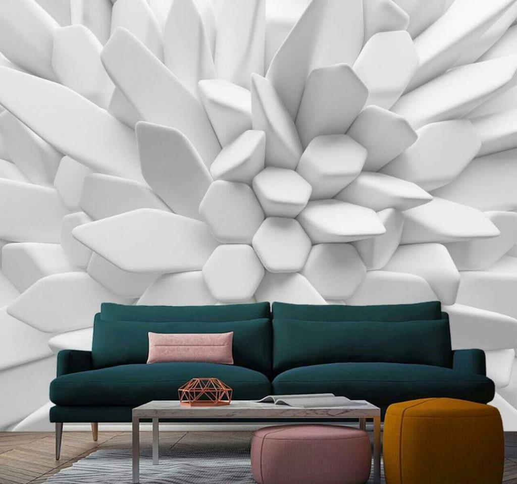 تصميم ارضيات وحوائط ثلاثية الابعاد بالرياض