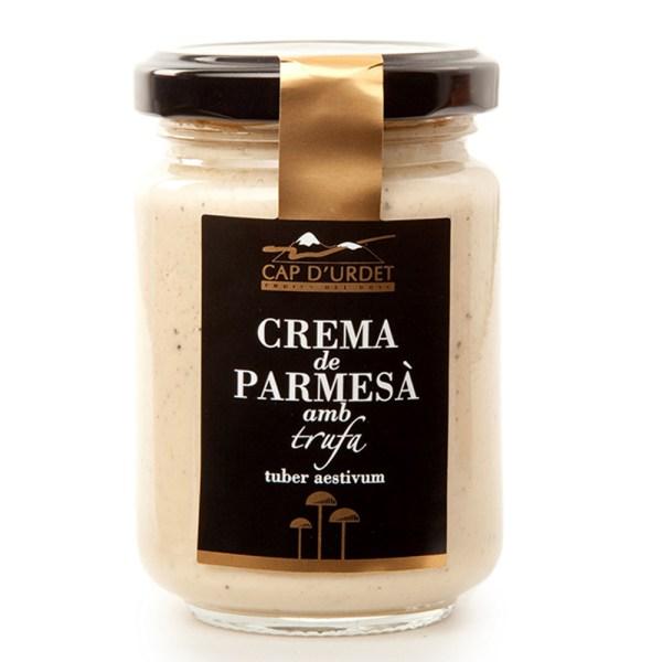 crema parmesana con trufa